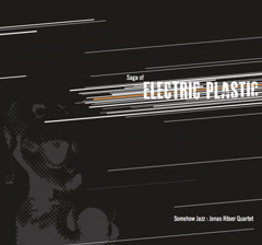 Cover Saga of Electric Plastic